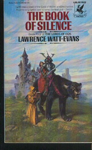 The Book of Silence, Lawrence Watt-Evans