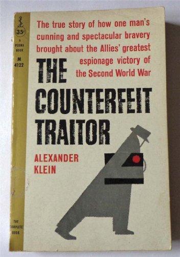 The Counterfeit Traitor PDF