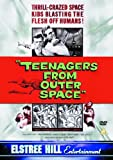 Teenagers From Outer Space [DVD]