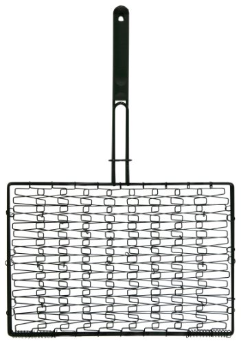 Find Bargain Mr Bar B Q 06601X Deluxe Non-Stick Flexible Grilling Basket