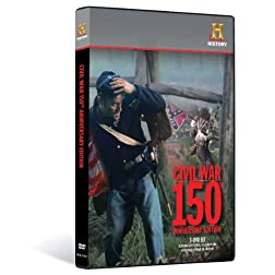 Civil War 150th Ann 3pk Set