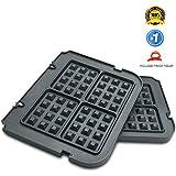 Paksh / Cuisinart GR-WAFP Non Stick Waffle Maker Removable Plates for Griddler...