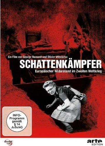 Schattenkampf - Europas Widerstand gegen die Nazis [3 DVDs] [Edizione: Germania]