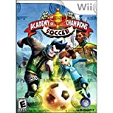 Ubisoft Academy Of Champions Soccer[street Date 09-08-09]by UBI Soft
