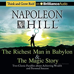 The Richest Man in Babylon & The Magic Story | Livre audio