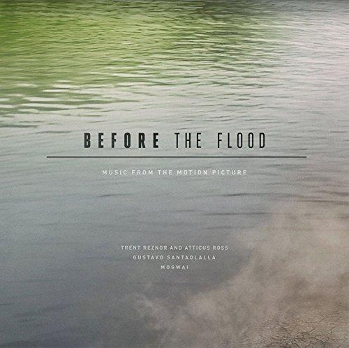Soundtrack - Before The Flood [No USA] (United Kingdom - Import, 3PC)