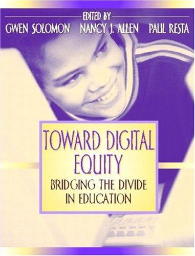 An essay on the digital divide