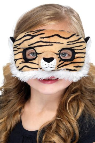 Kids Tiger Plush Mask