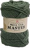 ハマナカ 毛糸 メンズクラブマスター 50g 約75m Col.65 10玉セット
