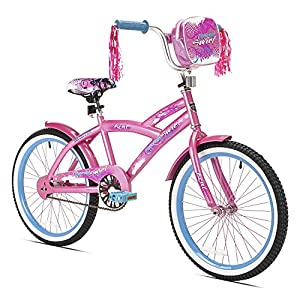 Kent Girl's Peppermint Swirl Bike