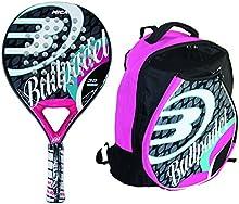 Comprar Bullpadel Mica - Pack de pala de pádel y mochila para mujer