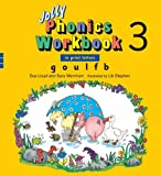 Jolly Phonics Workbook 3 (1844141004) by Lloyd, Sue