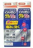 【第2類医薬品】ハピコム プロナインドメタシンゲル1.0% 35g×2個