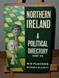 img - for Northern Ireland: A Political Directory, 1968-1988 book / textbook / text book