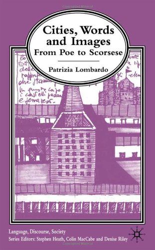 Cities, Words And Images: From Poe To Scorsese front-802011