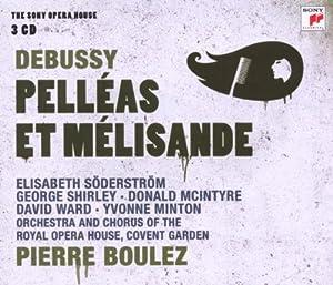 Pelléas et Mélisande-Sony Opera House