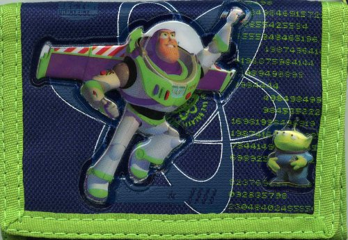 Disney Pixar Toy Story Buzz Lightyear Trifold Walllet at Sears.com
