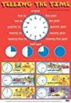 Telling the Time (Laminated posters)