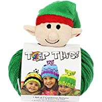 DMC 154EF Top This! Yarn, Elf, Multicolor