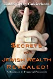 img - for Secrets of Jewish Wealth Revealed book / textbook / text book