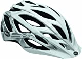 Bell Sequence Helmet - White/Silver Burnout, Large