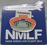 水樹奈々 【LIVE FLIGHT 2014】 ピンズ 神奈川会場限定A