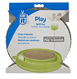 Catit Play \'n Scratch Replacement Pad for Cat Toys