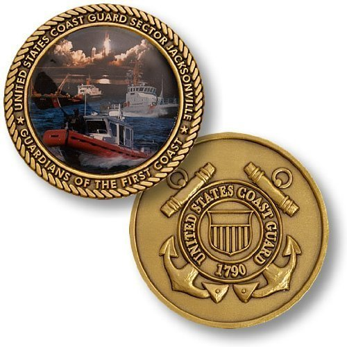 USCG Sector Jacksonville Challenge Coin