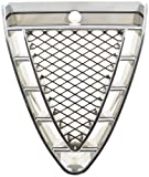 FK Automotive FKSGAL207-W ABS Sports Grille for Alfa Romeo 147 Type 937 Year of Manufacture 2005-2007