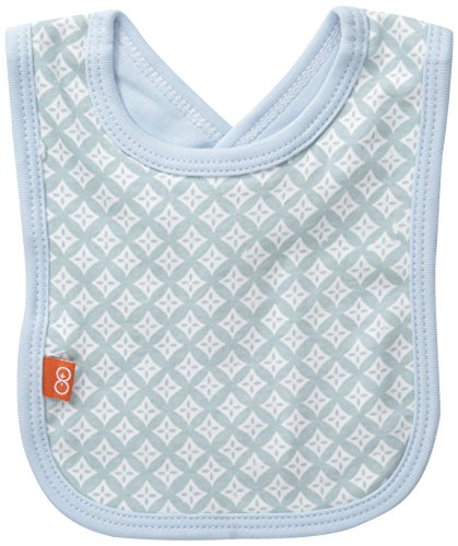 Magnificent Baby Baby-Boys Newborn Diamond 2-Ply Reversible Bib, Boy's Diamonds, One Size