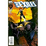 New Exiles Issue 3 The Panther's Vengeance By Chris Claremont & Tom Grummett