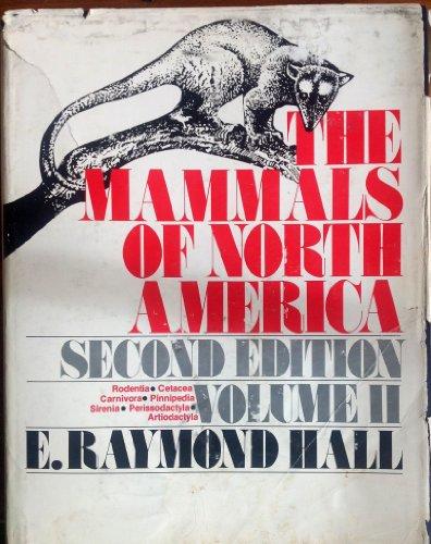 The Mammals of North America Volume 2