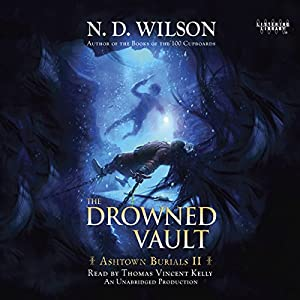The Drowned Vault Audiobook