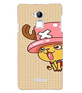 PRINTVISA Cartoon Case Cover for Coolpad Note 3