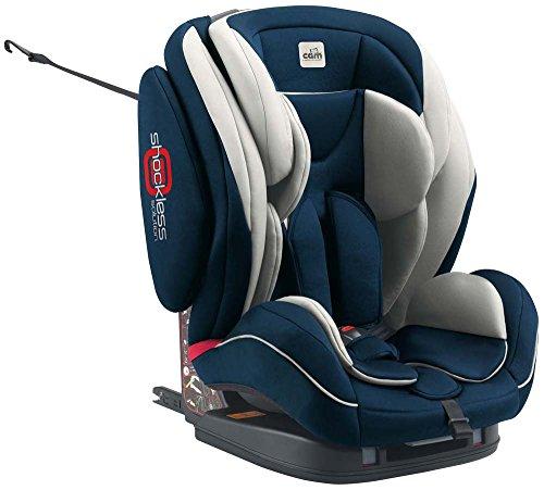 CAM il Mondo del Bambino ARTS163 Regolo Isofix Seggiolino Auto, Blu