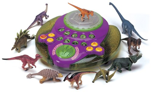 Electronic Learning Toys: Scientific Interactive 3D Dino