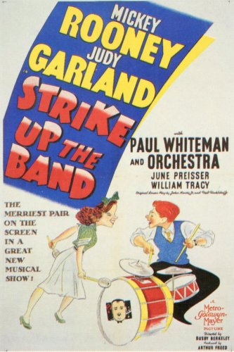 Strike Up the Band / �������, ��������� (1940)