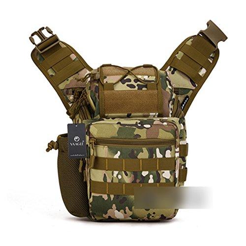 YAAGLE-Satteltasche-SLR-Kameratasche-outdoor-Schultertasche-Gepck-multifunktional-Kuriertasche-Sporttasch-Tarnung-2