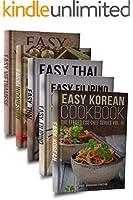 Easy Asian Cookbook Box Set: Easy Korean Cookbook, Easy Filipino Cookbook, Easy Thai Cookbook, Easy Indonesian Cookbook, Easy Vietnamese Cookbook (Korean ... Recipes, Asian Recipes, Asian Cookbook 1)