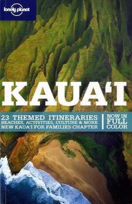 Lonely Planet Kauai (Regional Travel Guide)