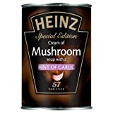 Heinz Cream of Mushroom with Garlic 6x400g