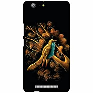 Gionee Marathon M5 Printed Mobile Back Cover