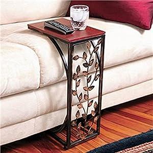 Brylanehome Side Sofa Table