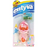 Mini Happy Baby Doll Toy (Sold individually- Outfit varies) - Entyva