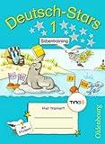 Deutsch-Stars - TING-Ausgabe: 1. Schuljahr - Silbentraining: Übungsheft. Mit Lösungen