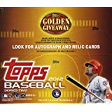 2012 Topps Series 2 Baseball 24 Pack Factory Sealed Box-288 Cards ! NEW! Super Hot ! Look for Very Rare Bryce Harper Shortprint Nationals Rookie+ Harper and Yu Darvish Autographs! Loaded !