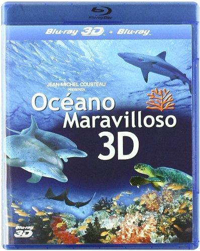 Imax films: Maravillas del oceáno 3D [Blu-ray]
