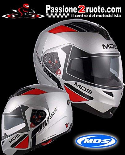 agv-motorradhelm-md200-mds-e2205-multi-mehrfarbig-traveler-silber-rot-xs