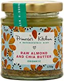 Primrose's Kitchen Organic Raw Almond and Chia Butter 170 g (Pack of 2)