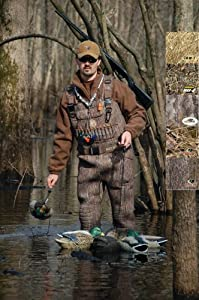 MPW 2013 Grand Prairie 5mm Dura-Hyde Chest Wader with Macks-imum Seam Sealer by Mack